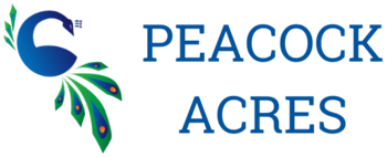 Peacock Acres Foster Care Logo